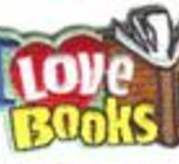 I Love Books Patch 2