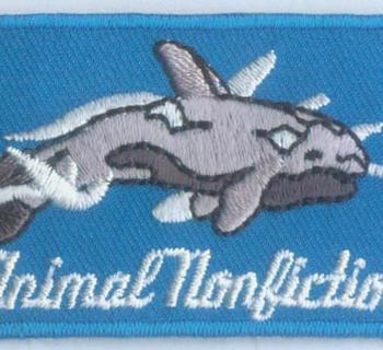 Animal Nonfiction Patch