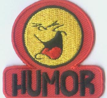 Humor Patch