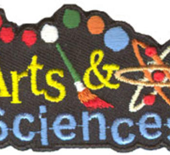 Arts & Sciences Patch
