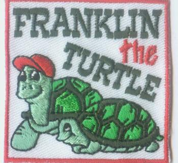 Franklin the Turtle Patch