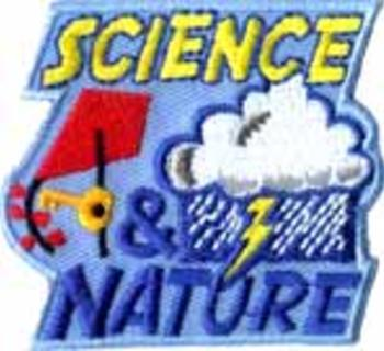 Science & Nature Patch